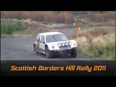 Scottish Borders Hill Rally 2011 DVD Trailer