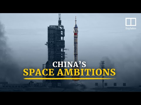 How China's space programme went from launching satellites to building its own space station