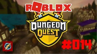 Roblox | Dungeon Quest #014 | We Make It | ZheFlash | English - English