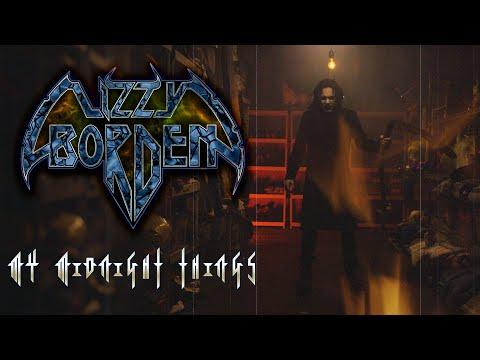 Смотреть клип Lizzy Borden - My Midnight Things
