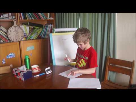 NZQA 91027 1.2 Algebra MCAT 2016 Day 2 worked in 40 min by a 9 year old