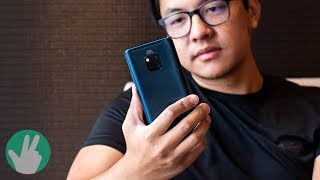 Who MIGHT the Huawei Mate 20 Pro be for?