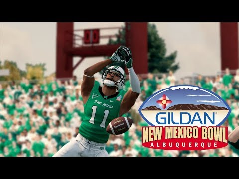 Gildan New Mexico Bowl - Colorado State Rams vs Marshall Thundering Herd - Full Bowl Sim (NCAA 14)