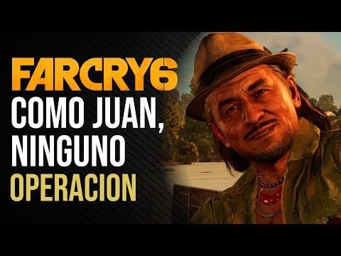 Far Cry 6 - Como Juan, ninguno - Operación