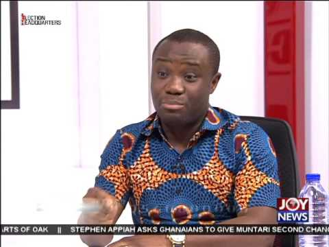 Reviewing Ghana's Economy Progress - Majority Caucus on Joy News (10-6-16)