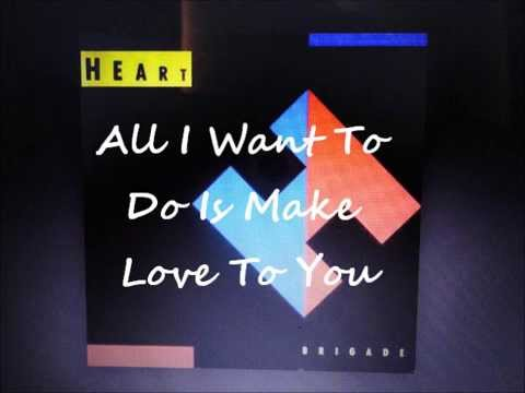All i want to do is love you lyrics