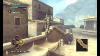 Clash of the Titans (PS3) - jump a bit higher using collision