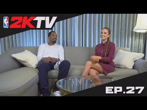 NBA 2KTV S2. Ep. 27 - The Cavs' J.R. Smith Reveals How He Plays 2K