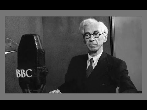 Bertrand Russell Reith Lecture 1: Social Cohesion and Human Nature