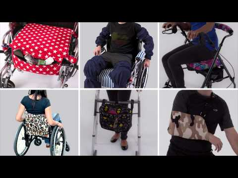 Wheelchair Solutions: Stylish Wheelchair Accessories