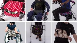 Wheelchair Solutions: Stylish Wheelchair Accessories