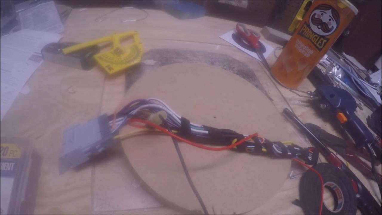 2002 chevy trailblazer wiring the headunit [ 1280 x 720 Pixel ]