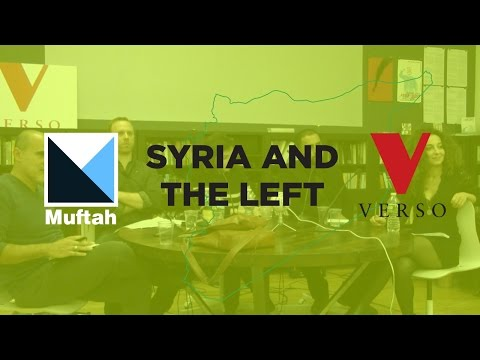 Syria and the Left