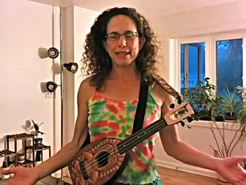 You Went the Wrong Way, Old King Louie - Allan Sherman (ukulele cover)