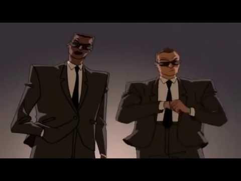 Люди в черном мультфильм ost