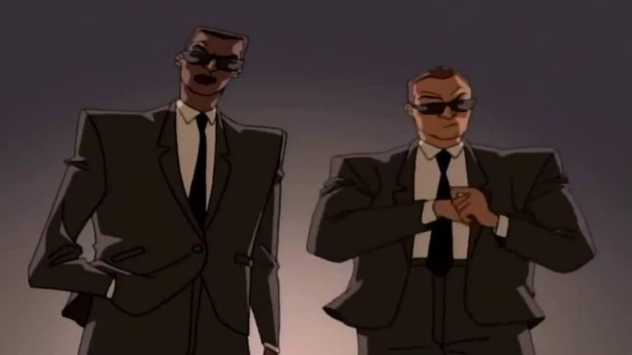 Men in Black The Series intro Люди в черном мультсериал заставка