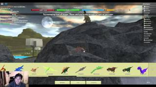 Roblox Dinosaur Simulator w/ ChickenEngineer