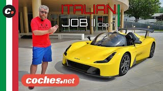 Dallara Stradale | Italian Job II Cap. 7 | Prueba / Review | coches.net