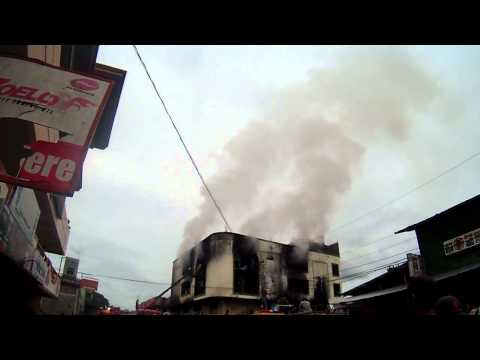 Fire @ FitMart Polomolok, South Cotabato