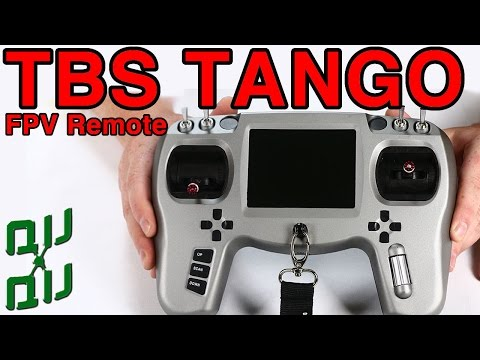 TBS Tango FPV Remote Preview and Feature Overview - Drone Controller