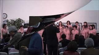 남가주한인음악협회 20190316봄소리들리는 밤에 가곡의밤 미주여성코랄 촬영 김정식 2019 03 16