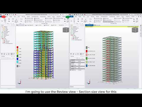 Tekla Structural Designer 2020 - What are 2nd order effects