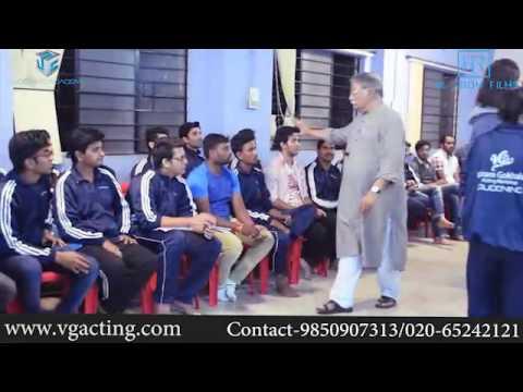 VG Acting class activities