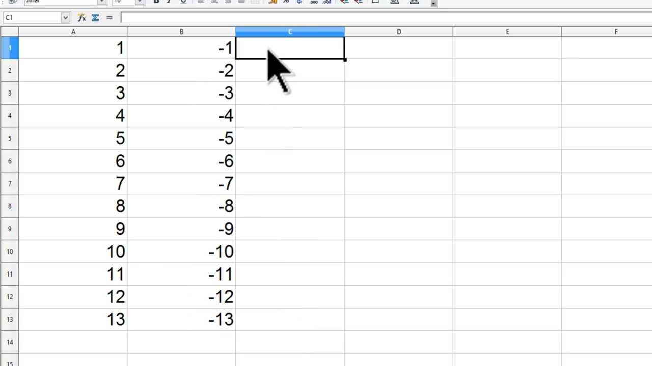 Libreoffice Calc Turn Off Autocomplete