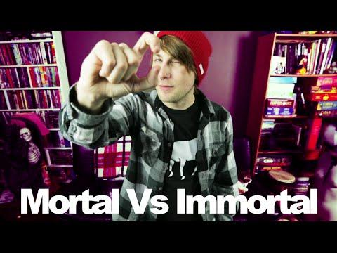 Видео Mortality vs immortality essay