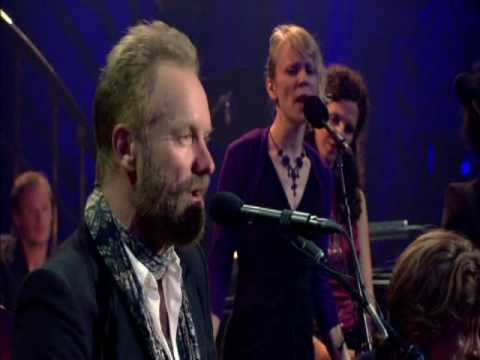 Sting - Ghost Story [Live from 'A Winter's Night- from Durham Cathedral]