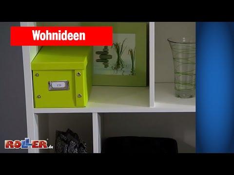 Asiatisch dekoriertes Wohnzimmer mit asiatischen Möbeln - ROLLER Wohnideen