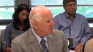 U.S. Senator Ben Cardin Meets With Montgomery County Council July 21, Part 1