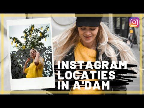 #5 Originele locaties in Amsterdam om Instagram foto's te maken \\ Lisanne Damsma