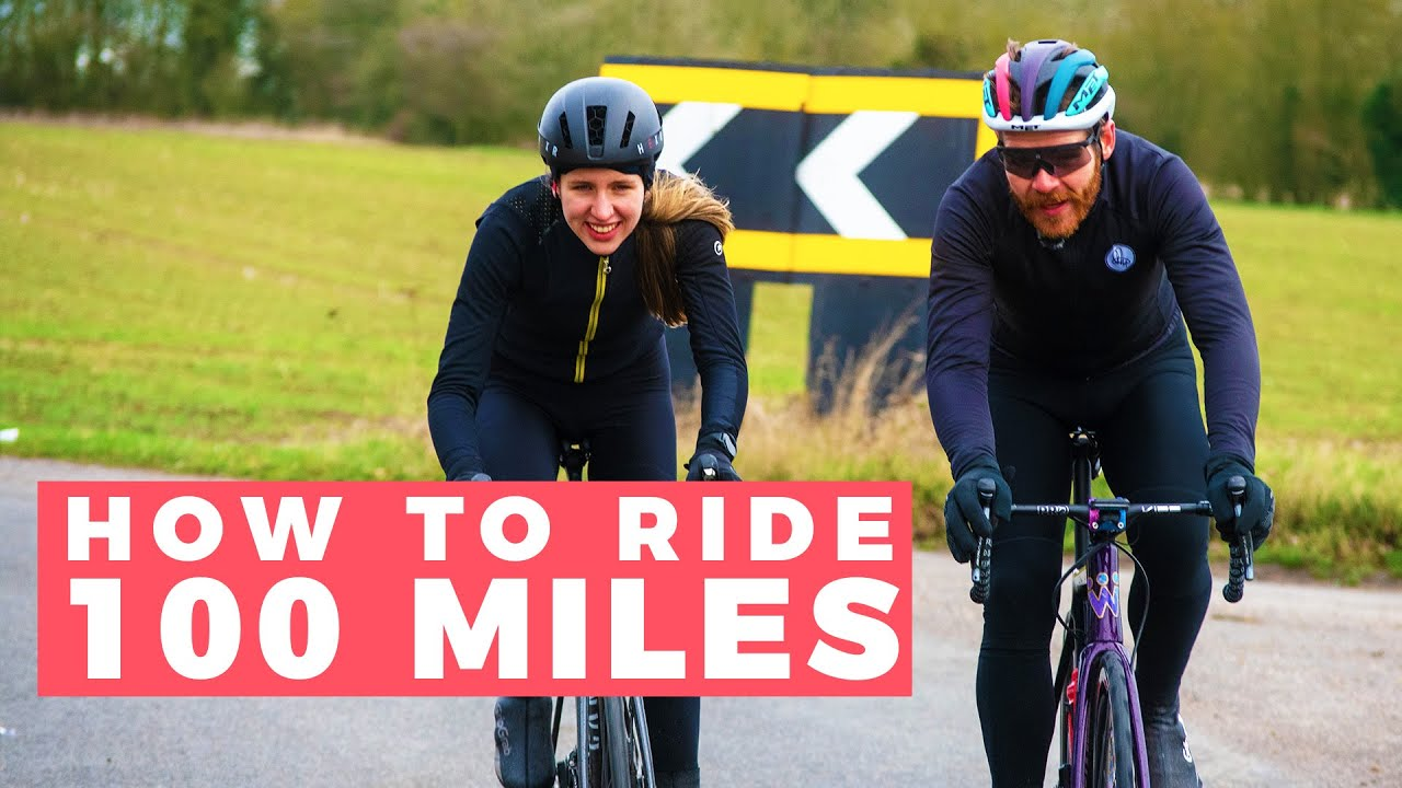 How To Ride 100 Miles: Taking On Your First Century