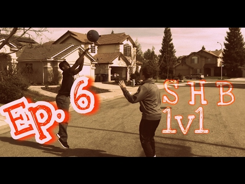Small Hoop Basketball - Easy 1v1 Derek vs Dillon
