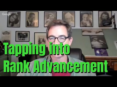 Tapping into Rank Advancement with Jessie Reimers & Brad Yates
