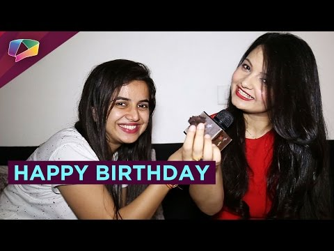 Giaa Manek celebrates her birthday with India-Forums
