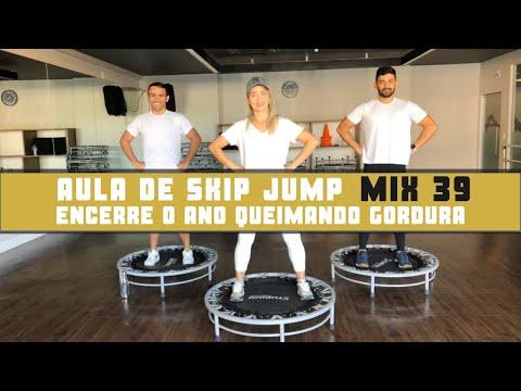 [ENCERRE O ANO QUEIMANDO GORDURA] - AULA COMPLETA DE SKIP JUMP MIX 39