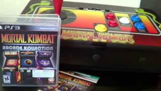 Unboxing: Arcade Stick Tournament Edition VS. Klassic Arcade Stick.