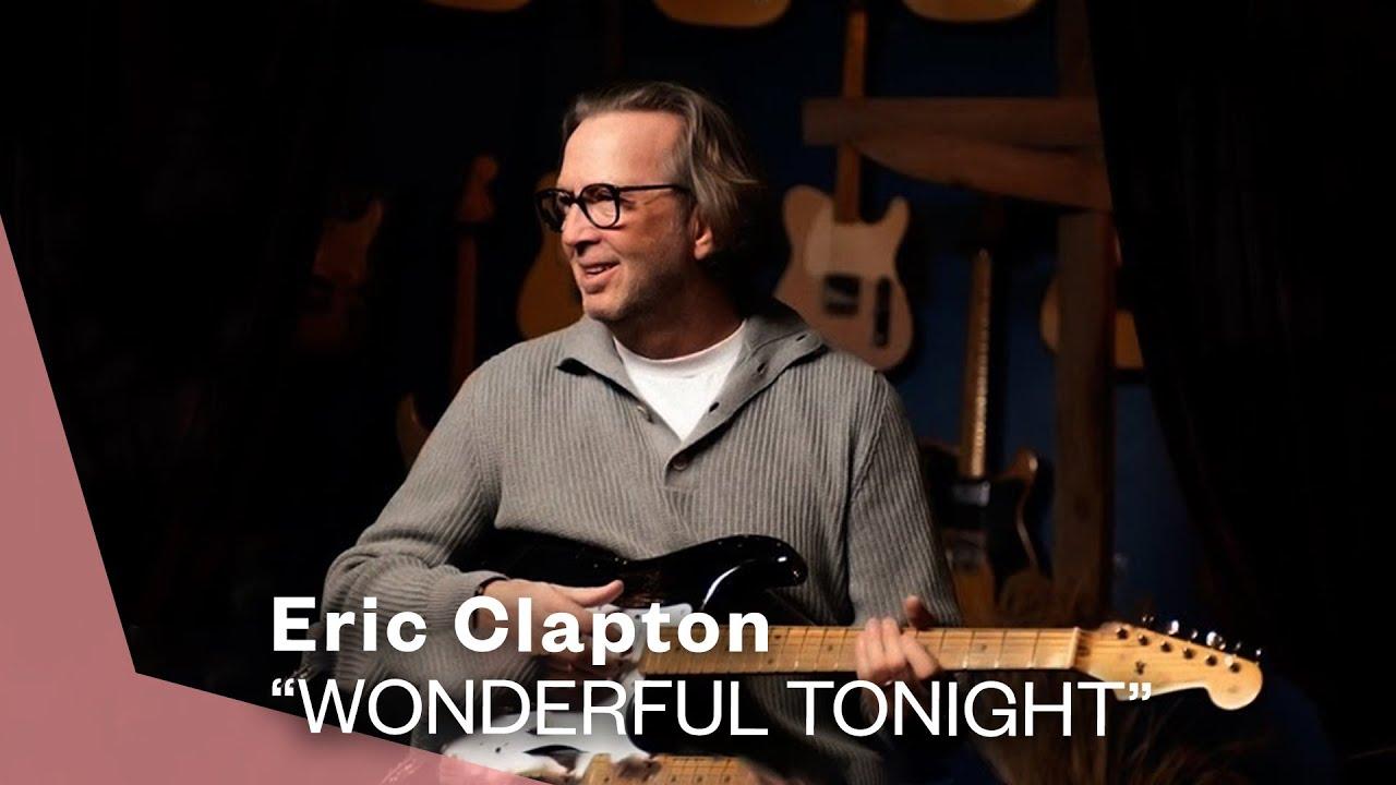 Eric Clapton - Wonderful Tonight (Live Video) | Warner Vault