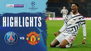 巴黎聖日耳門 1:2 曼聯   Champions League 20/21 Match Highlights HK