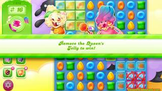 Candy Crush Jelly Saga Level 1613 (3 stars, No boosters)