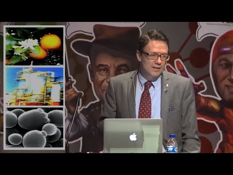 Jens Nielsen: Systems Biology of Metabolism: Impact on Human Health and Industrial Biotechnology