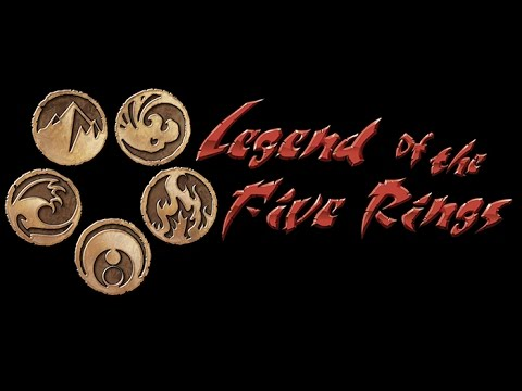 [Legend of the 5 Rings] OLD vs NEW version // Bad Publicity