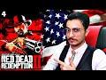پارت چهارم گیم پلی رد دد ردمپشن2🔥 red dead redemption 2