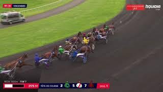 Vidéo de la course PMU PRIX PHAETON