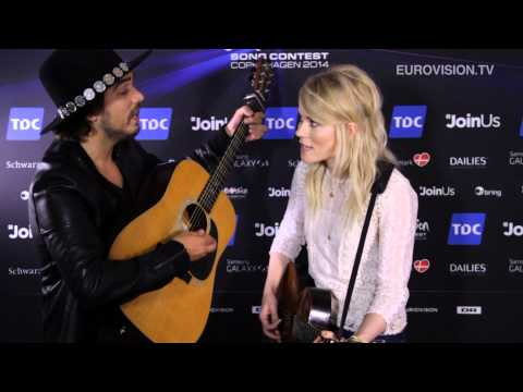 Video Snack: The Common Linnets unplugged...