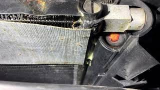 BULLSEYE Chevy Silverado 1234YF AC leak