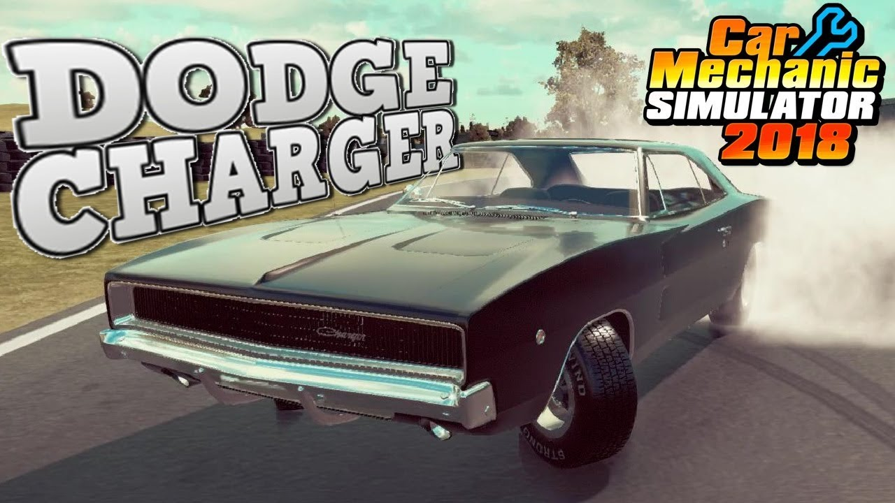 Paint bay unlocked dodge charger finished car for Car paint simulator