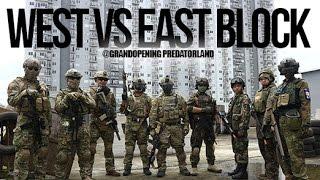 WEST VS EAST BLOCK
